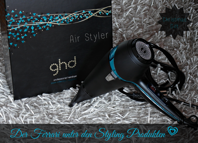 GHD Air Styler Saphir Jewel Collection | Der Ferrari unter den Styling Produkten | hot-port.de | 30+ Style Blog