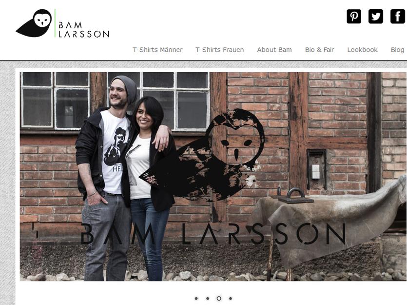 Bam Larsson | Skandinavische Gelassenheit trifft auf urban Streetstyle