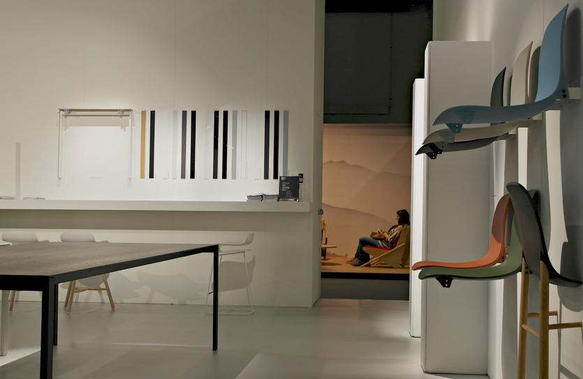Kristalia experimentelles Möbel Design auf der IMM Cologne