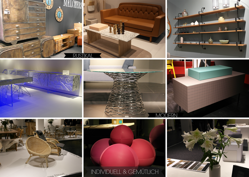 Interior Ideen IMM Cologne 2014