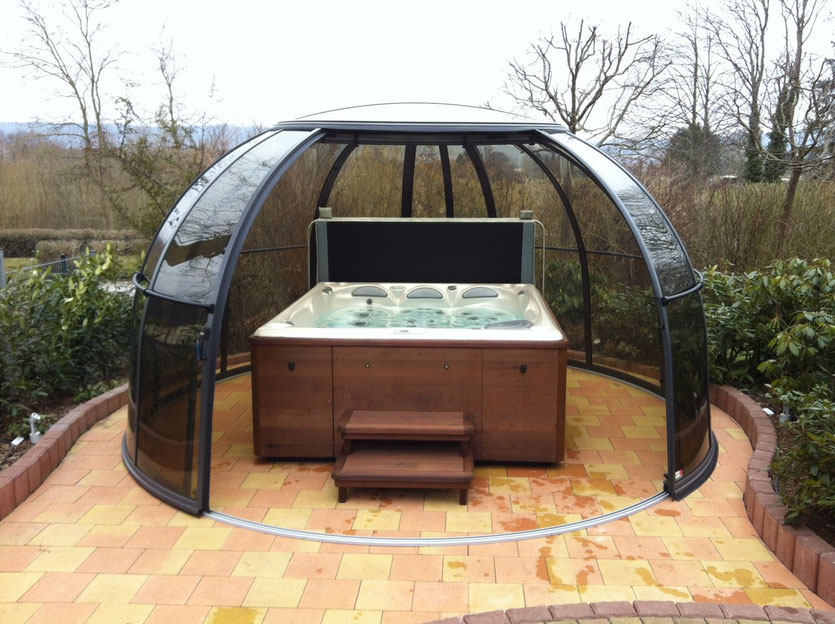 spa dome orlando mit usspa whirlpool persea. Black Bedroom Furniture Sets. Home Design Ideas