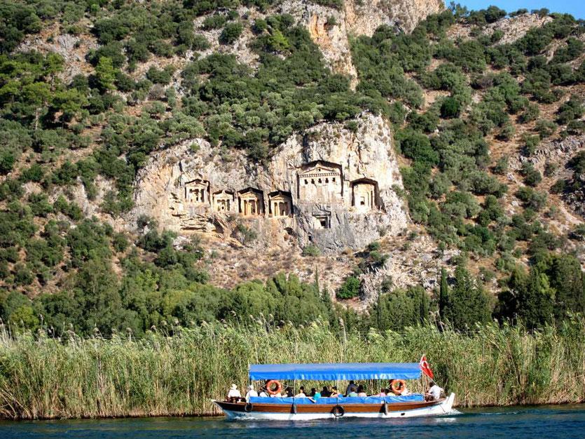 Dalyan Türkei
