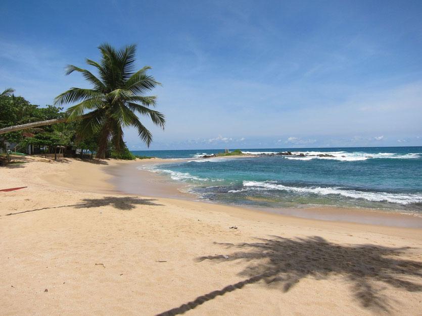 Beach Tangalle, Sri Lanka