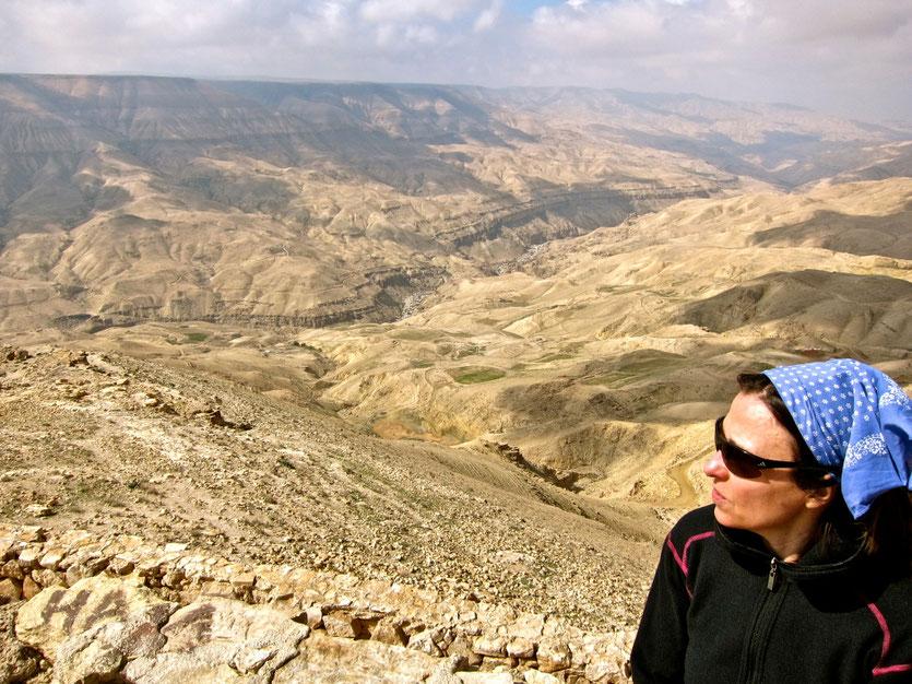 King's Highway Wadi Mujib