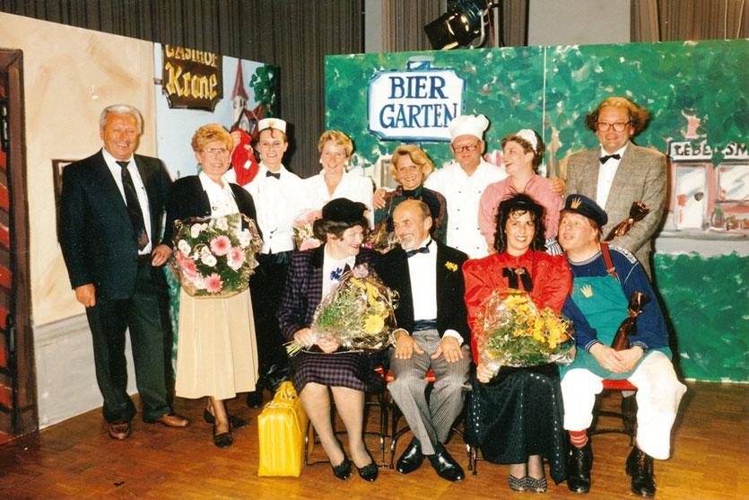 1990 Gepäckträger Linsemann