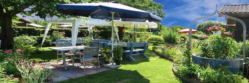 Garten ist fertig - Foto Pixabay