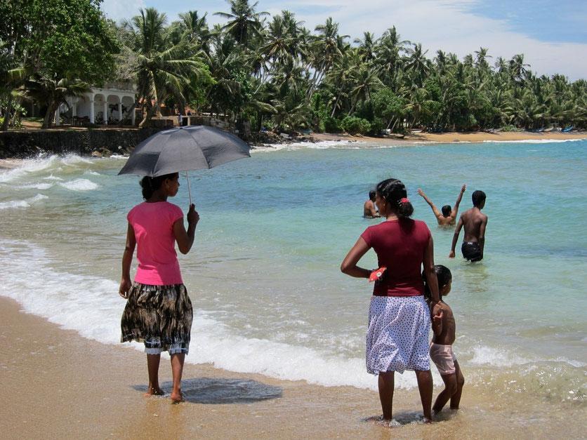 Strand Mirissa Beach Sri Lanka
