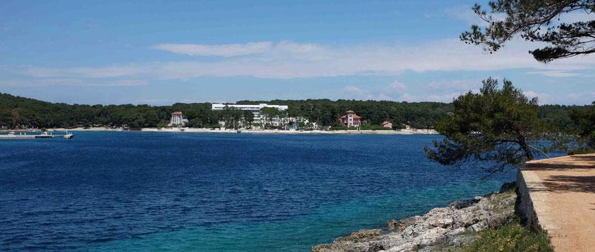 bestes modernes 5 Sternehotel Losinj am Meer Kroatien