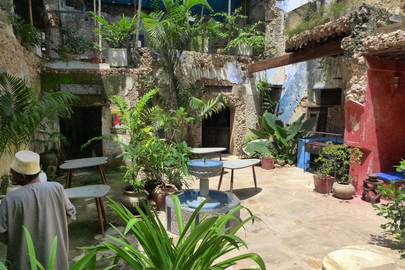 best restaurants in Stone Town Zanzibar City Emerson