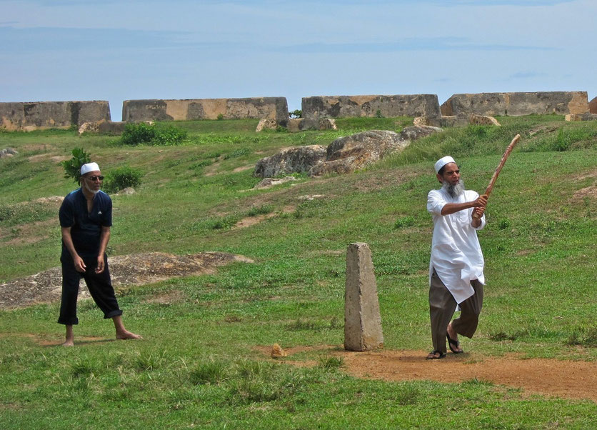 Galle City Sri Lanka Cricket player
