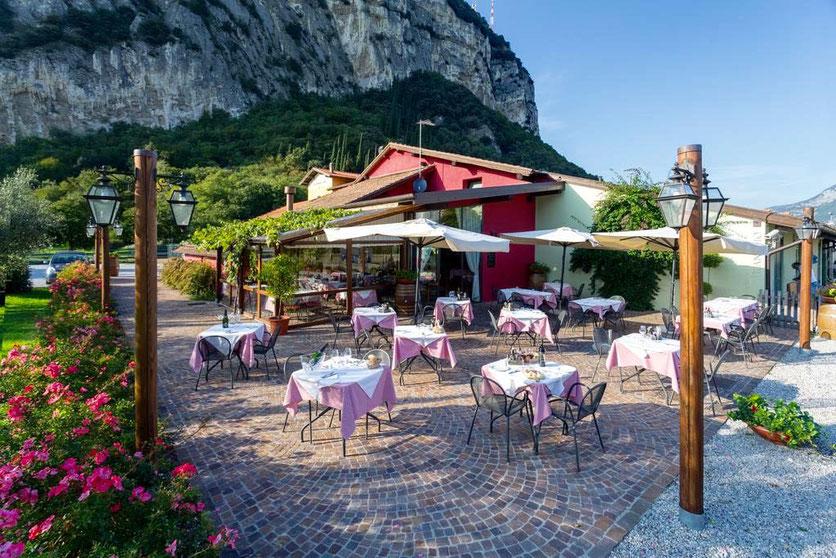 Gardasee Tipp Restaurant Weine Olivenöl kaufen Arco