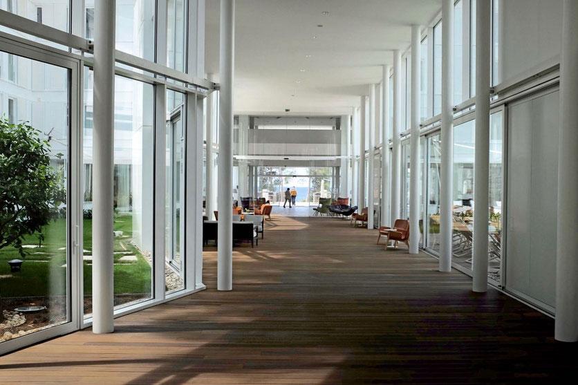 best bewertetes Designhotel Bellevue am Meer Losinj Kroatien