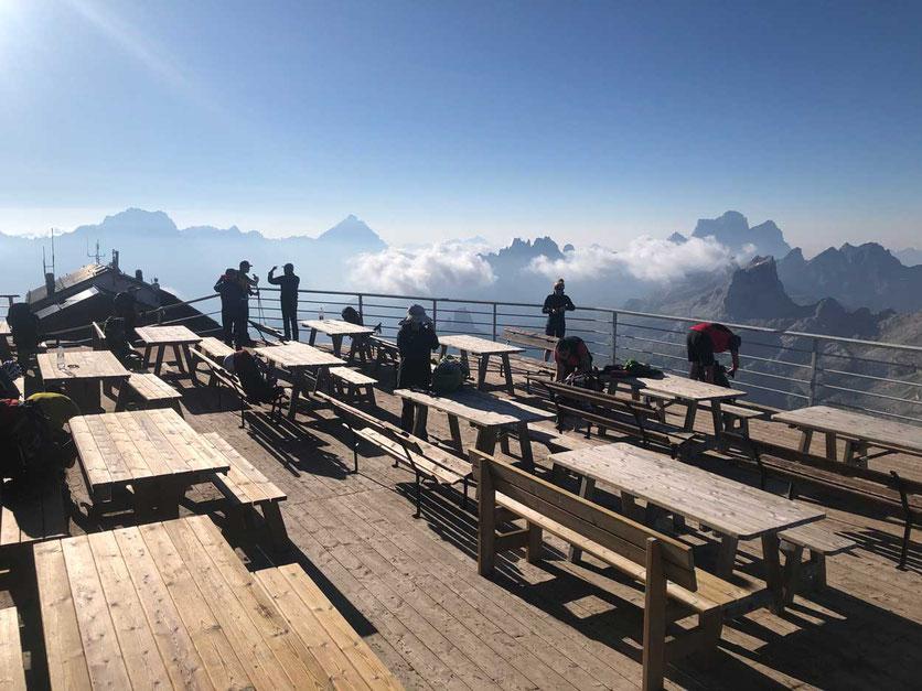Dolomiten – Lagazuoi Hütte