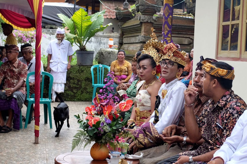 Bali Wedding in Munduk