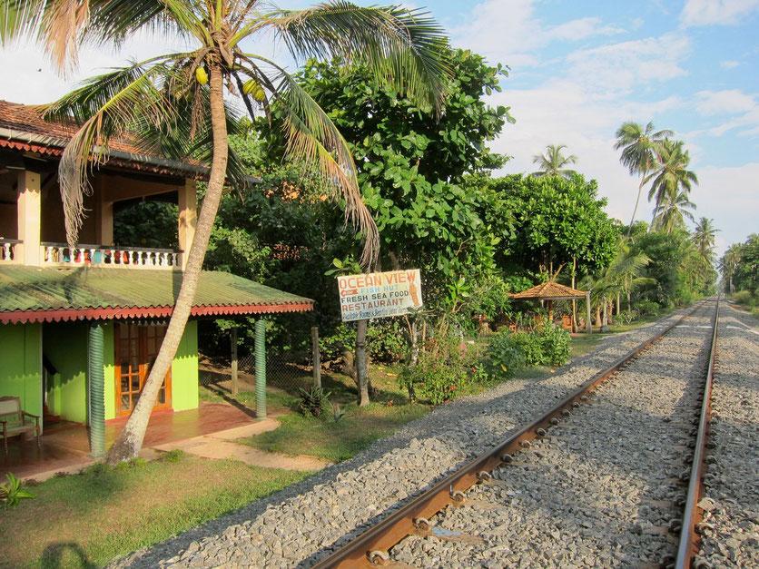 Bentota Ocean View Restaurant Sri Lanka