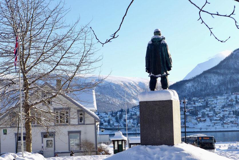 Roal Amundsen Tromsø Norwegen