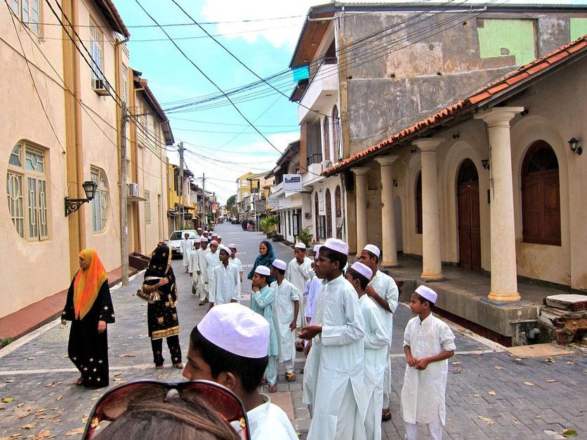 Old Town Galle Sri Lanka Sightseeing