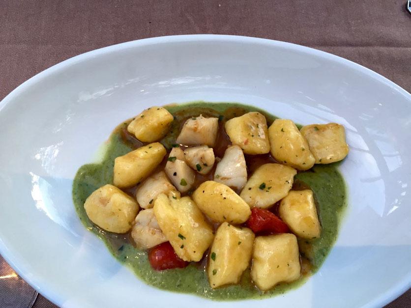 Restaurant Tipp Gardasee Alla Fassa, Castelletto die Brenzone