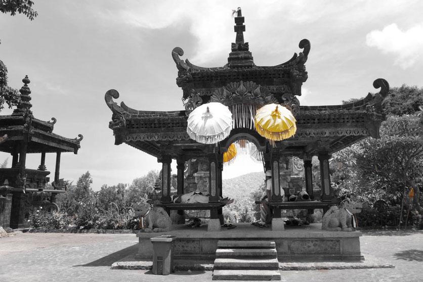 Pemuteran temple visit Pura Melanting