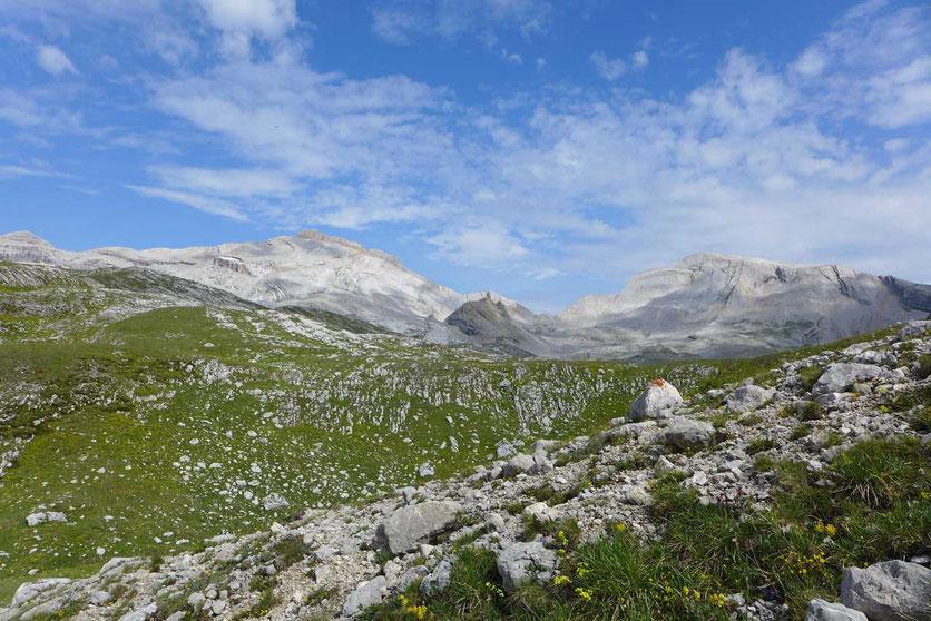 Dolomiten – Kreuzkofelgruppe