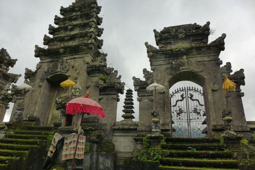 Tamblingan See Tempel trekking Munduk Bali