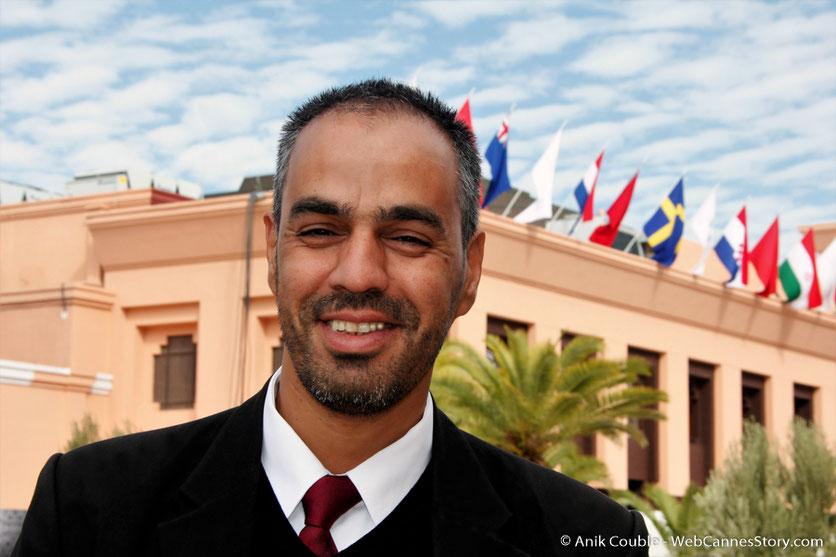 Retrouvailles avec mon ami Choukri, chauffeur officiel du Festival de  Marrakech - Décembre 2016 - Photo © Anik Couble