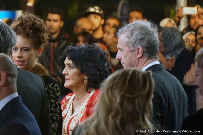 Arrivée du Jury sur le red carpet - Festival de Marrakech - Décembre 2016 - Photo © Anik Couble