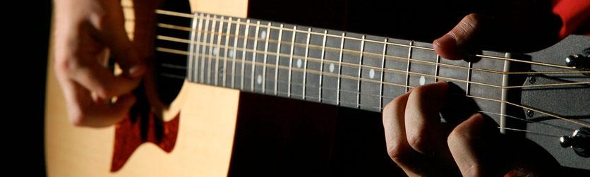 Music Camp - Akkustik-Gitarre und E-Gitarre