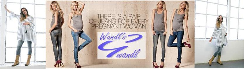 Umstands Jeans und Umstands Leggings in Vöcklabruck im Wandl´s GWandl