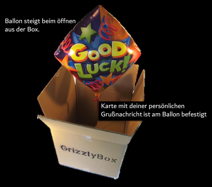 Ballon Überraschung Geburtstag Geschenk online