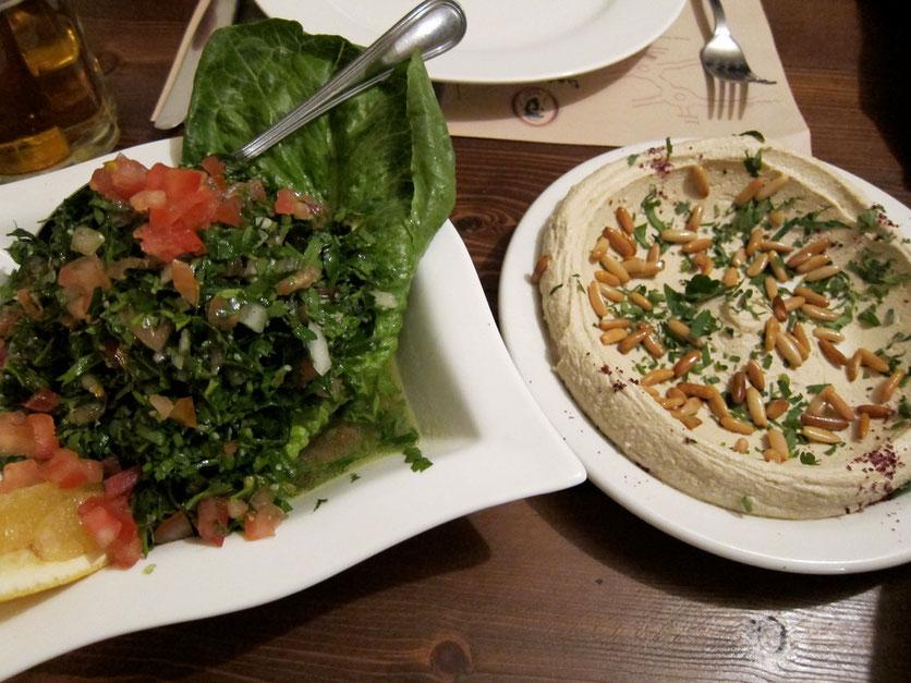 Restaurant Haret Jdoudna Madaba