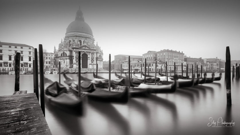 Venedig / Venezia / Santa Maria della Salute, 2017