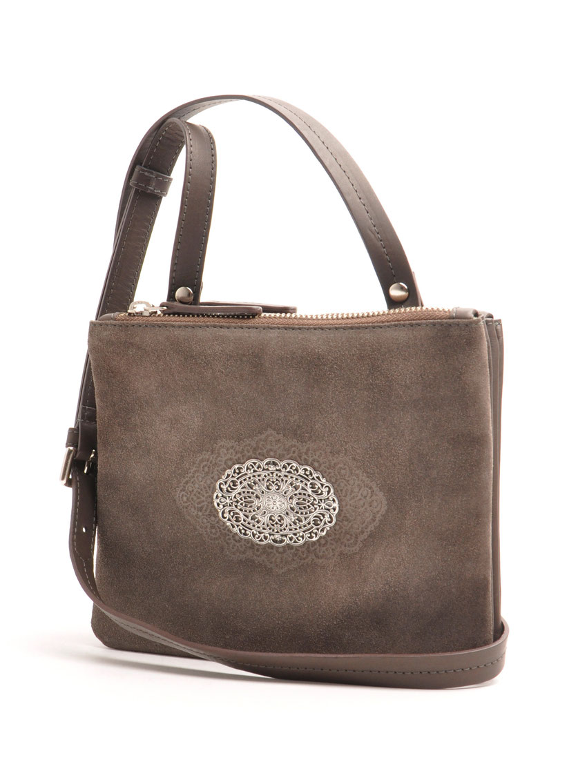 OWA Tracht  Trachtentasche grau Online-Shop versandkostenfrei