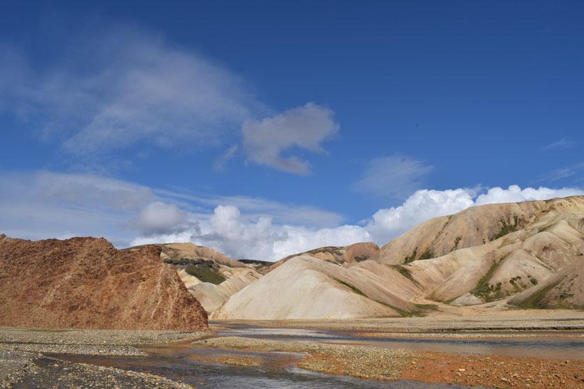 Jökulgilsbotn from Dalbotn, Fjallabak