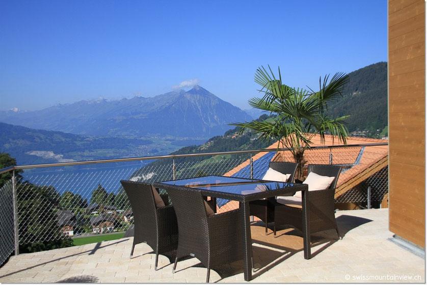 Ein perfekter Ferieneinstieg... mehr Fotos gibt es auf www.swissmountainview.ch