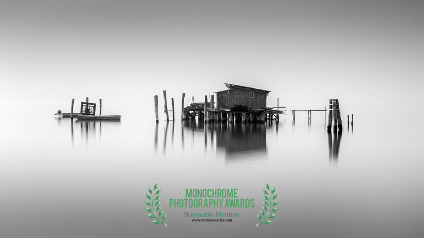 The silence of Venice - Honorable Mention - Special - Long Exposure, Fine Art, 2018, ©Silly Photography