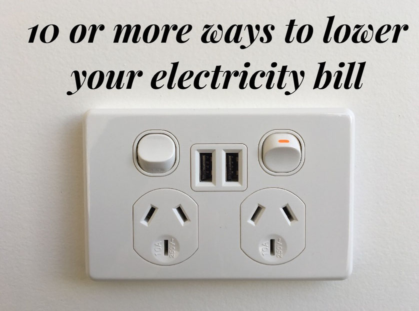 electricity savings, lower your bills, pay less to live, cut your expenses