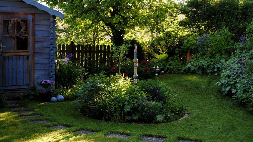 Gartengalerie - Impressionen aus meinem Garten