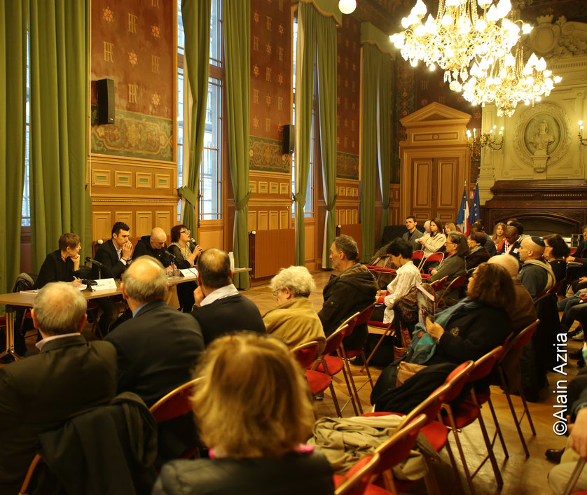 Table ronde : Histoire et Actualité de l'Antisémitisme