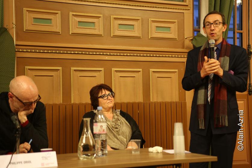 Intervention de François VAUGLIN, Maire du 11e arrondissement à l'issue de la première table ronde