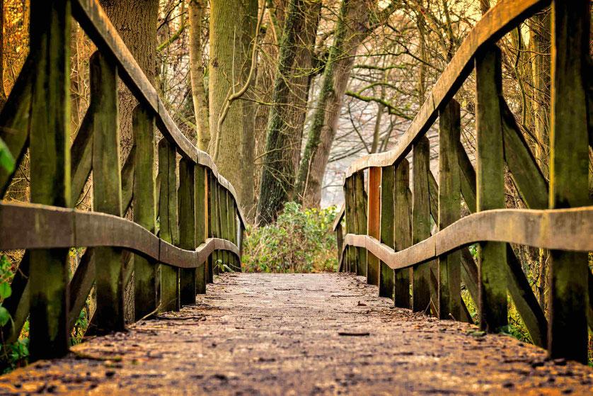 Hier werden Ihnen Brücken angeboten - Pixabay