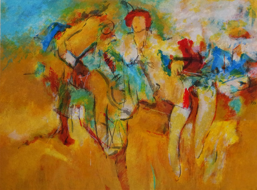 te_koop_aangeboden_een_zeefdruk_van_de_nederlandse_kunstenaar_arthur_bernard_1939_moderne_kunst