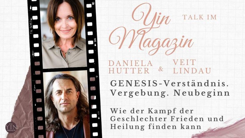 Daniela Hutter YinPrinzip Podcast Dr. Karl Steinmetz Traditionelle Europäische Medizin TEM