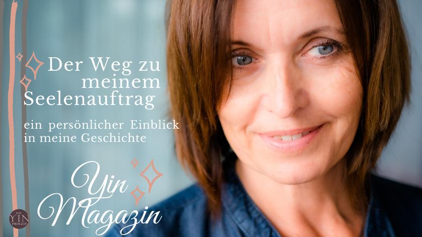 Daniela Hutter YinPrinzip  weibliches Bewusstsein innere Kraftquelle