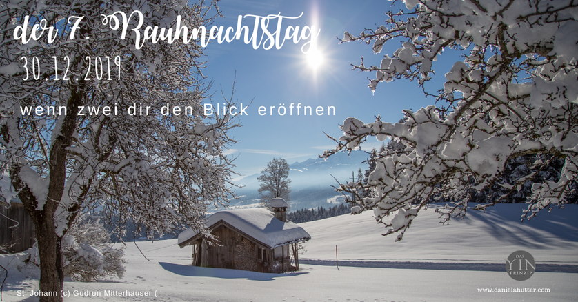 Rauhnächte Weihnachten Rauhnachtszeit Daniela Hutter Mondmonat Neumond