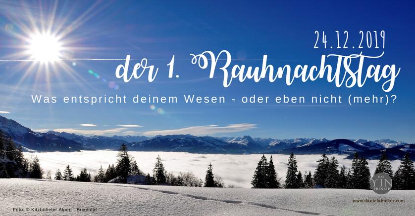 Rauhnächte Weihnachten Steinbock Mondjahr Meditation Zeitqualität