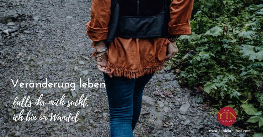 Daniela Hutter bloggt über Themen von Weiblichkeit, Frausein, Partnerschaft, Beziehung, Yin-Prinzip