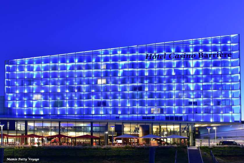 La Terrasse du Parc, Hôtel Casino Barrière, Lille