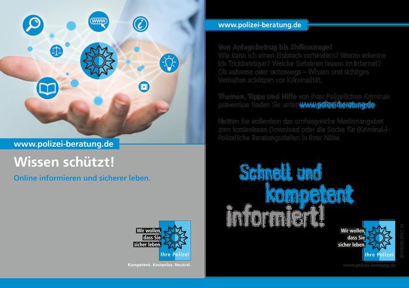 Bild anklicken = Link zu www.polizei-beratung.de