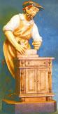 Bild Kategorien Holzfiguren Handwerker